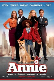 background picture for movie Annie