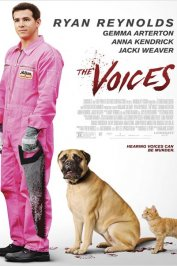background picture for movie The Voices