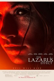 background picture for movie Lazarus Effect