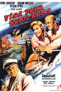 Affiche du film : Visa pour hong kong