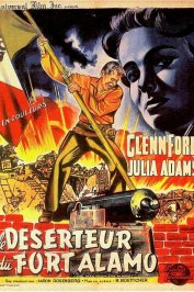 background picture for movie Le deserteur de fort alamo