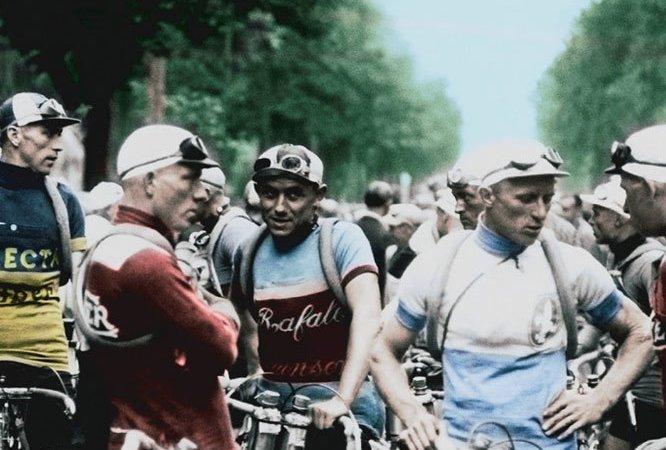 Photo du film : Le Tour de France