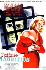 Affiche du film : L'affaire maurizius