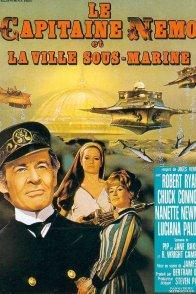 Affiche du film : Le capitaine nemo et la ville sous-ma