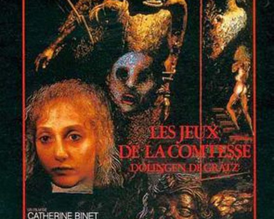 Photo du film : Les jeux de la comtesse dolingen de g