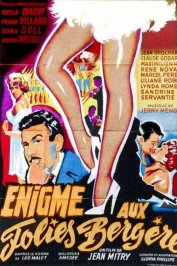background picture for movie Enigme aux folies bergere