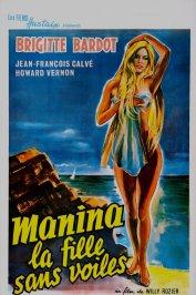 background picture for movie Manina, la fille sans voile