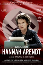 background picture for movie Hanna Arendt