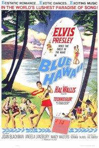 Affiche du film : Sous le ciel bleu d'Hawaï
