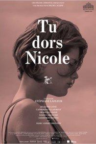 Affiche du film : Tu dors Nicole