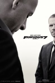 Affiche du film : Fast and Furious 7
