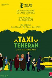background picture for movie Taxi Téhéran