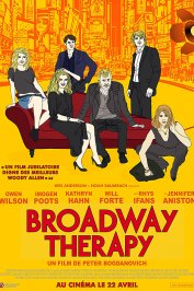 background picture for movie Broadway Therapy