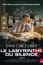 background picture for movie Le Labyrinthe du silence