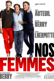 background picture for movie Nos femmes