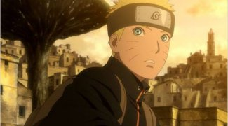 Affiche du film : Naruto the last - Le Film