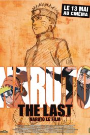 background picture for movie Naruto the last - Le Film