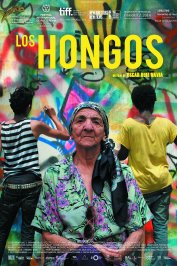 background picture for movie Los Hongos