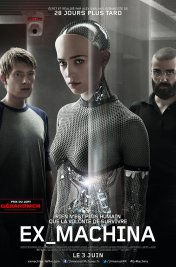 background picture for movie Ex Machina