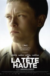 background picture for movie La Tête haute