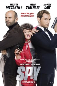 Affiche du film : Spy