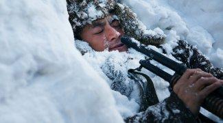 Affiche du film : La Bataille de la Montagne du Tigre