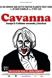 background picture for movie Cavanna, jusqu'à l'ultime seconde, j'écrirai