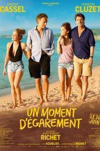 Affiche du film : Un moment d'égarement