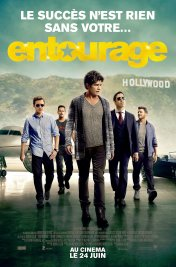 background picture for movie Entourage