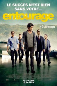 Affiche du film : Entourage
