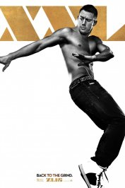 background picture for movie Magic Mike XXL