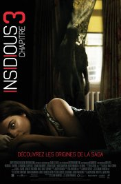 background picture for movie Insidious: Chapitre 3