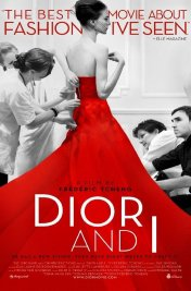 background picture for movie Dior et moi