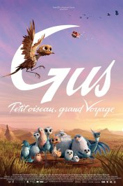 background picture for movie Gus petit oiseau, grand voyage