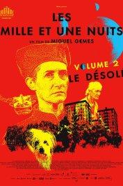 background picture for movie Les Mille Et Une Nuits, volume 2 : le désolé