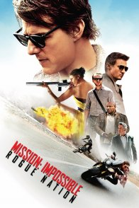 Affiche du film : Mission : Impossible, Rogue Nation