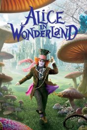 background picture for movie Alice in Wonderland : Through The Looking Glass