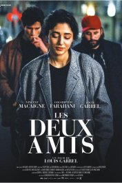 background picture for movie Les Deux Amis
