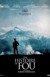 background picture for movie Une histoire de fou