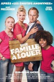 Affiche du film Une famille à louer