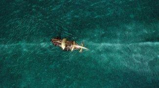 Affiche du film : Au coeur de l'océan