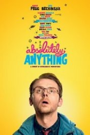 background picture for movie Absolutely Anything