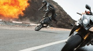 cover picture for movie Mission: Impossible - Rogue Nation