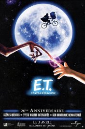 background picture for movie E.T. l'extraterrestre