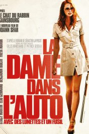 background picture for movie La Dame dans l'auto avec des lunettes et un fusil