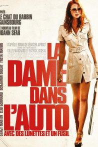 Affiche du film : La Dame dans l'auto avec des lunettes et un fusil