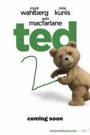 background picture for movie Ted 2