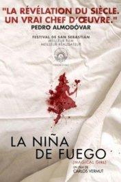 background picture for movie La Nina de Fuego