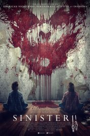 background picture for movie Sinister 2