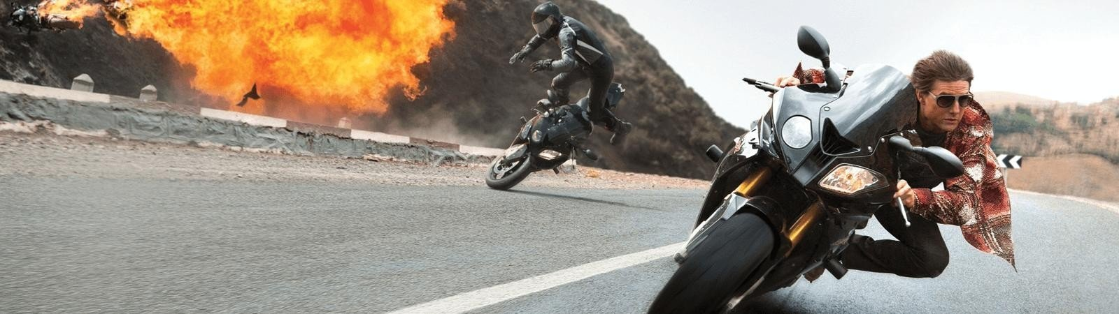 Photo du film : Mission : Impossible, Rogue Nation